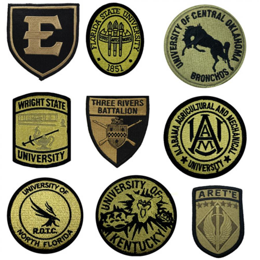 Custom ACU / UCP Patch (100 Pack)  (Takes Minimum 4 Weeks)