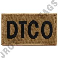 OCP DTCO Leadership Patch