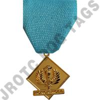 Honor Roll Stock Medal