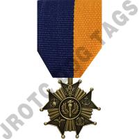 Inter Service Competition Stock Medal
