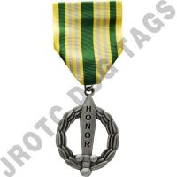 MCJROTC Distinguished Military Training Medal Set