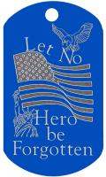 let no hero be forgotten custom engraved dog tags dogtags