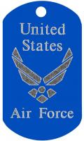 Air Force Dog Tag T611