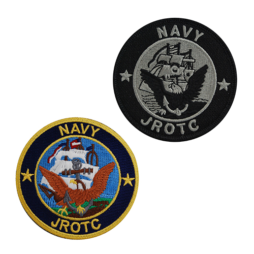 Navy Patches