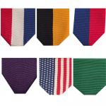 Optional Drapes for medals