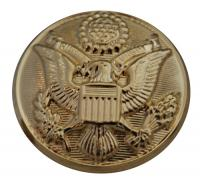 Large Army Buttons (12 Pk)