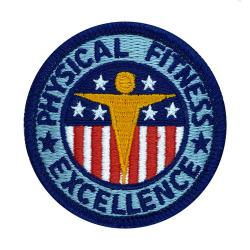 Army Physical Fitness Excellence Patch (Each)