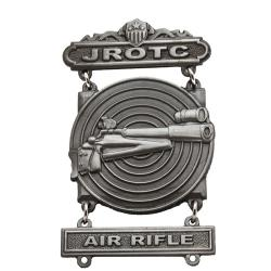 Sharpshooter Air Rifle JROTC Badge (Each)