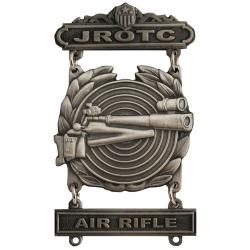 Expert Air Rifle JROTC Badge (Each)