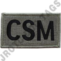 CSM ACU/UCP Leadership Patch
