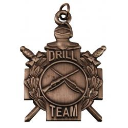 Bronze N-3-4 (Medal Only) Drill Team - Each