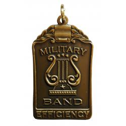 Military Band Medal Only
