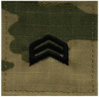 SGT OCP Army Cadet Rank (Each)