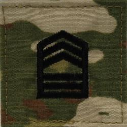 MSG OCP Army Cadet Rank (Each)