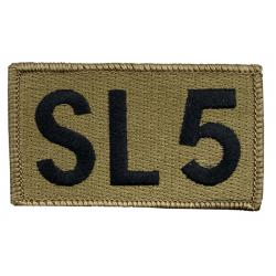 OCP SL 5 Leadership Patch