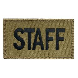 OCP STAFF Leadership Patch