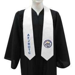 Air Force AFJROTC Graduation Stole (Each)