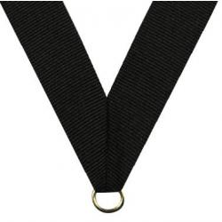Black Neck Drape for Graduation Medal (EA)