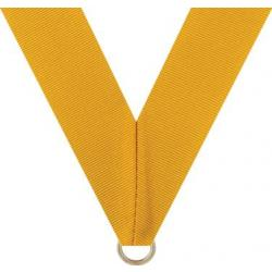 Gold Neck Drape for Graduation Medal (EA)
