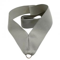 Grey Neck Drape for Graduation Medal (EA)