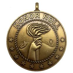 Honor Roll Medallion - Medal Only (Each)