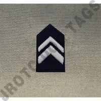 Lieutenant Colonel (Lt Col) ABU Rank JROTC Sew On (Pair)