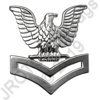 Petty Officer 2nd Class NJROTC Rank