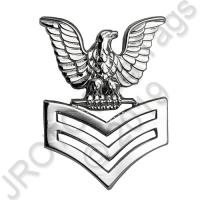Petty Officer 1st Class NJROTC Rank (Each)