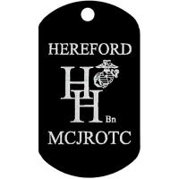 Hereford Dog Tag T705